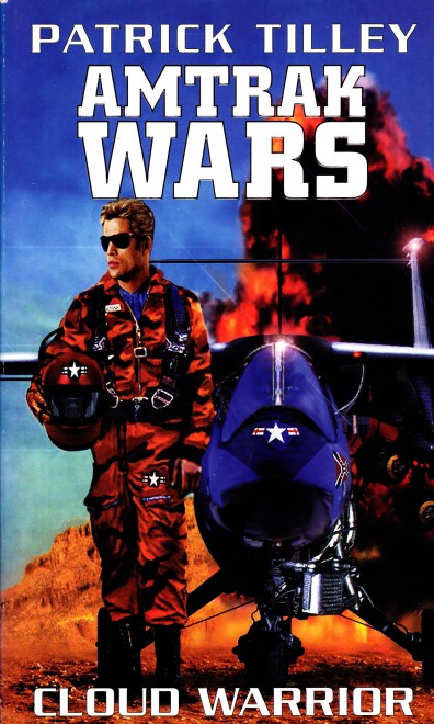 Amtrak Wars : Cloud Warrior bk1