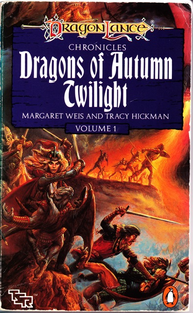 Dragons of the Autumn Twilight