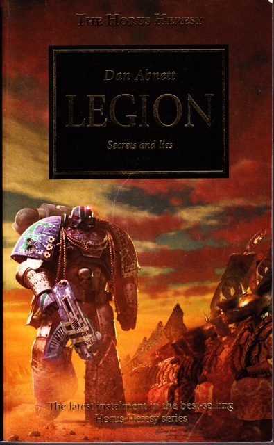 Legion ( the Horus heresy )